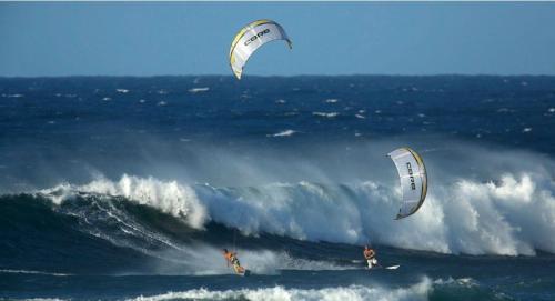 core kiteboarding kites riot xr3