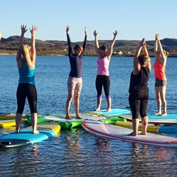 Sup Beginner Lesson